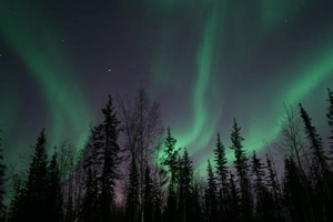 Longest Night Aurora