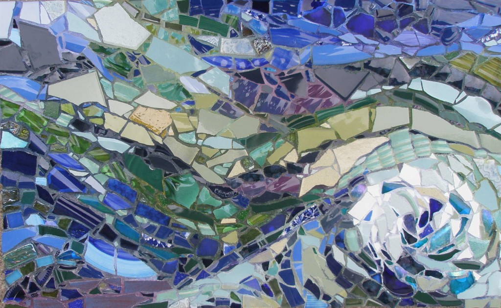 Pam Collins Mosaic