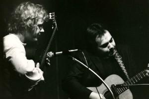 Michael Johnson and Steve Goodman