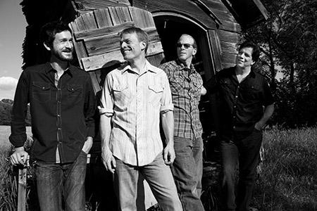 Brian Wicklund and the Barley Jacks