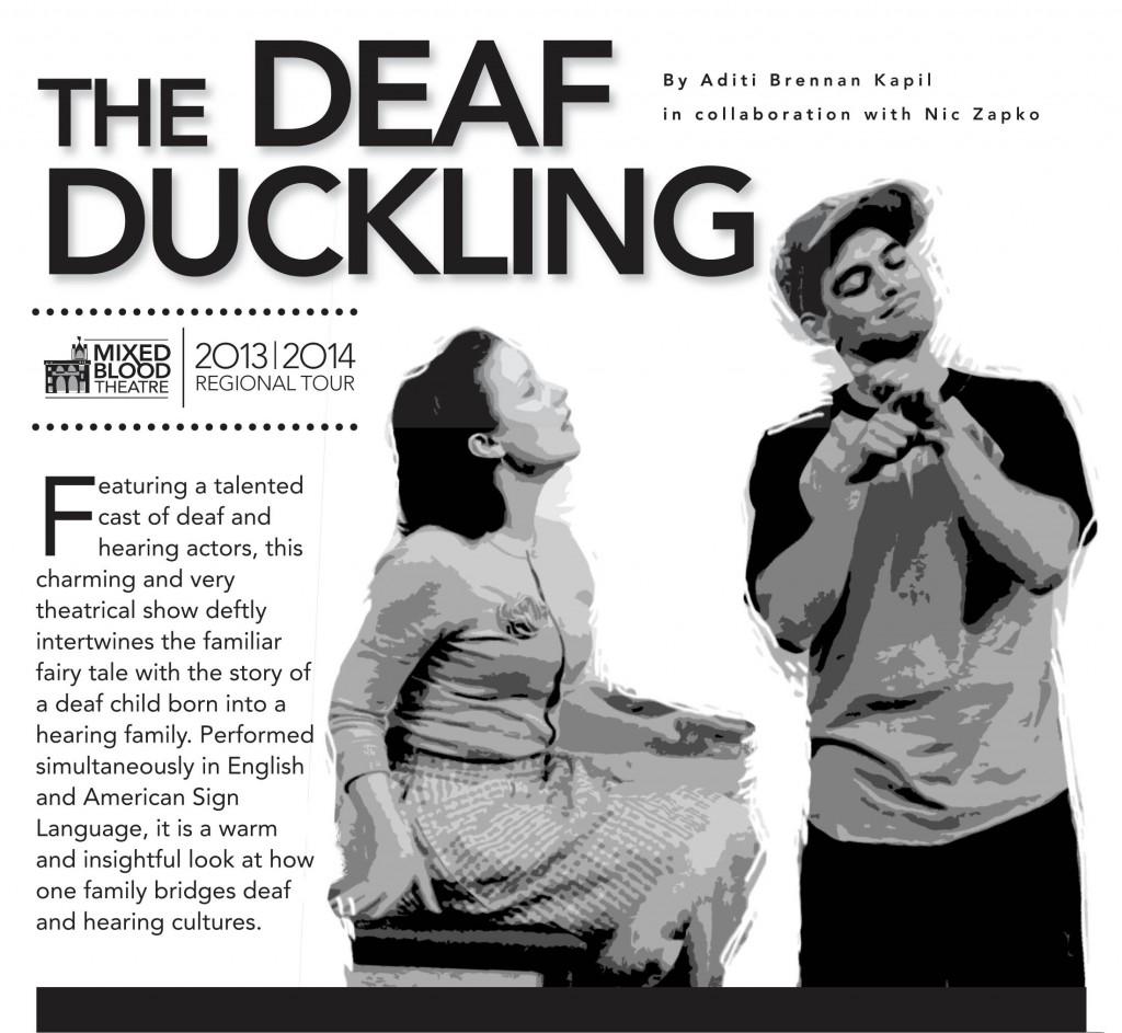 Deaf Duckling