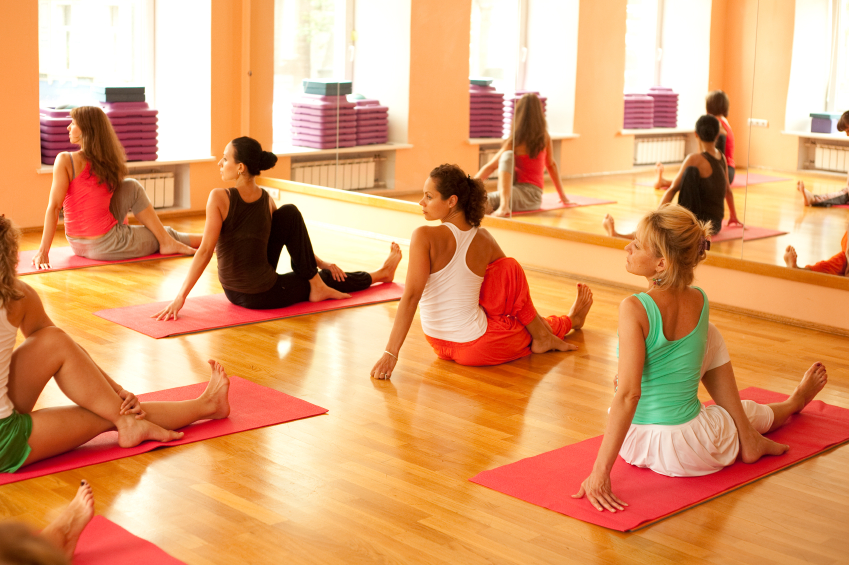 Summer Yoga Classes | Cultural Center | Cultivating the ...