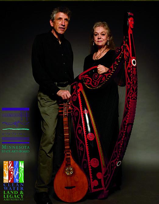 Jacobite Harp