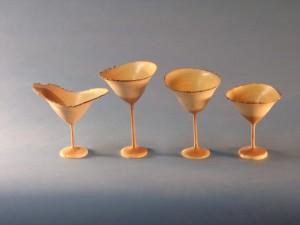 Goblets produced by Don Wattenhofer