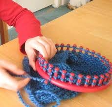 knifty knitter loom