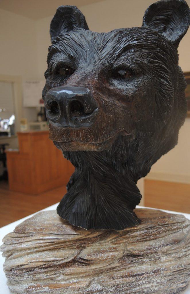 Black Bear by Dick Skauge