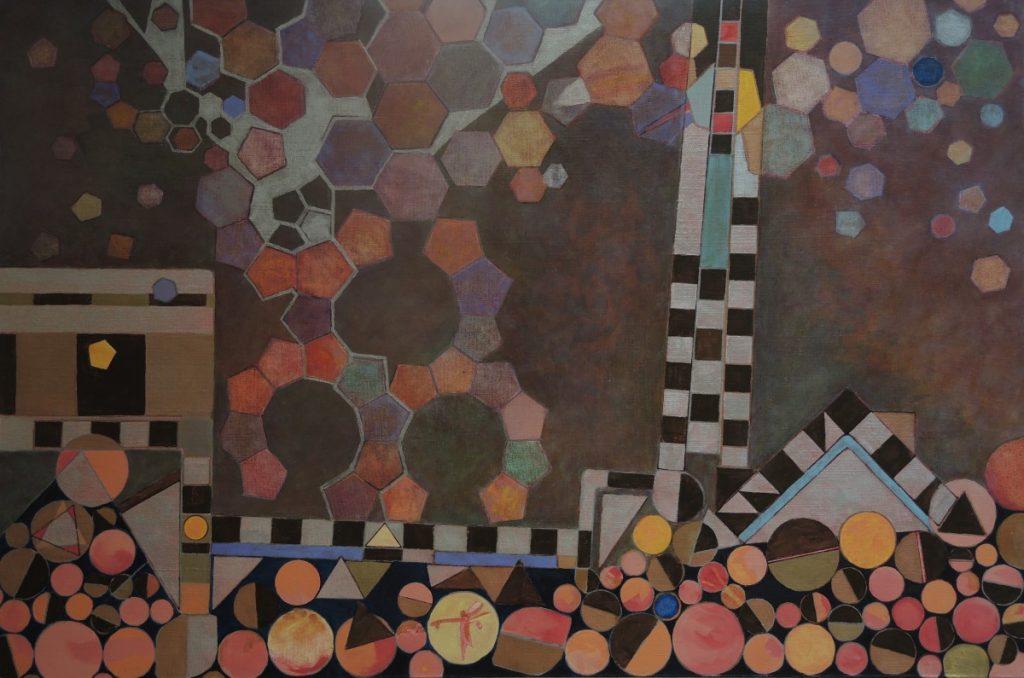 Left and Right by Sandra Barnhouse