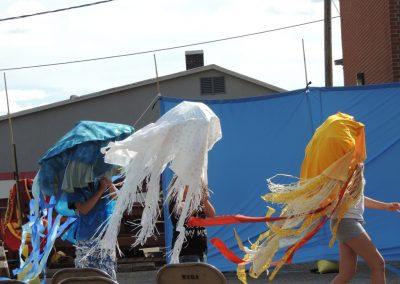 Jellyfish, 2012
