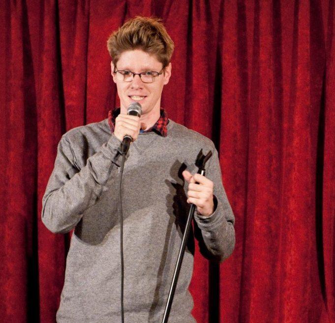 Minneapolis Comedian!