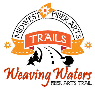 Weaving Waters Fiber Arts Trail 2018