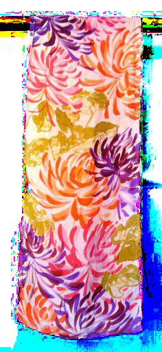 Silk Scarf Painting Class