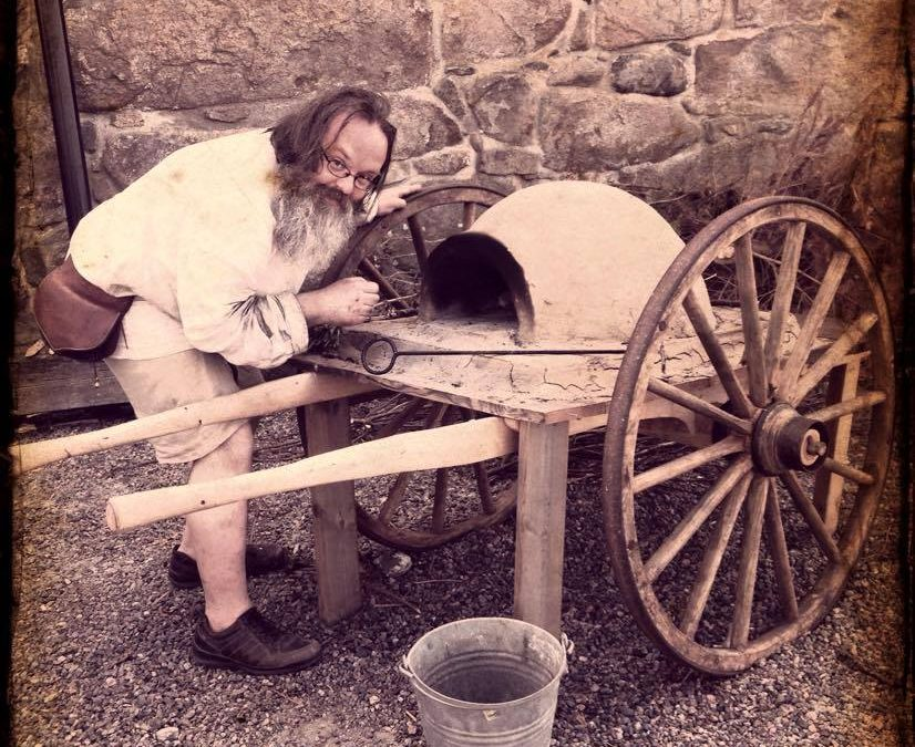 Culinary Archaeologist Daniel Serra