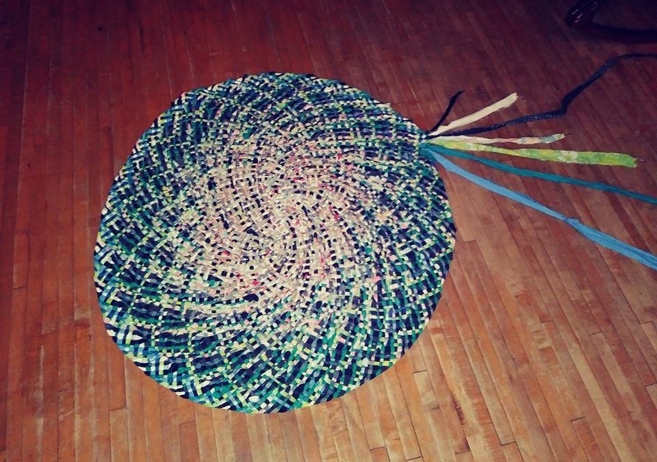 Braided Rug Workshop – Arts Learning – NYM, MN