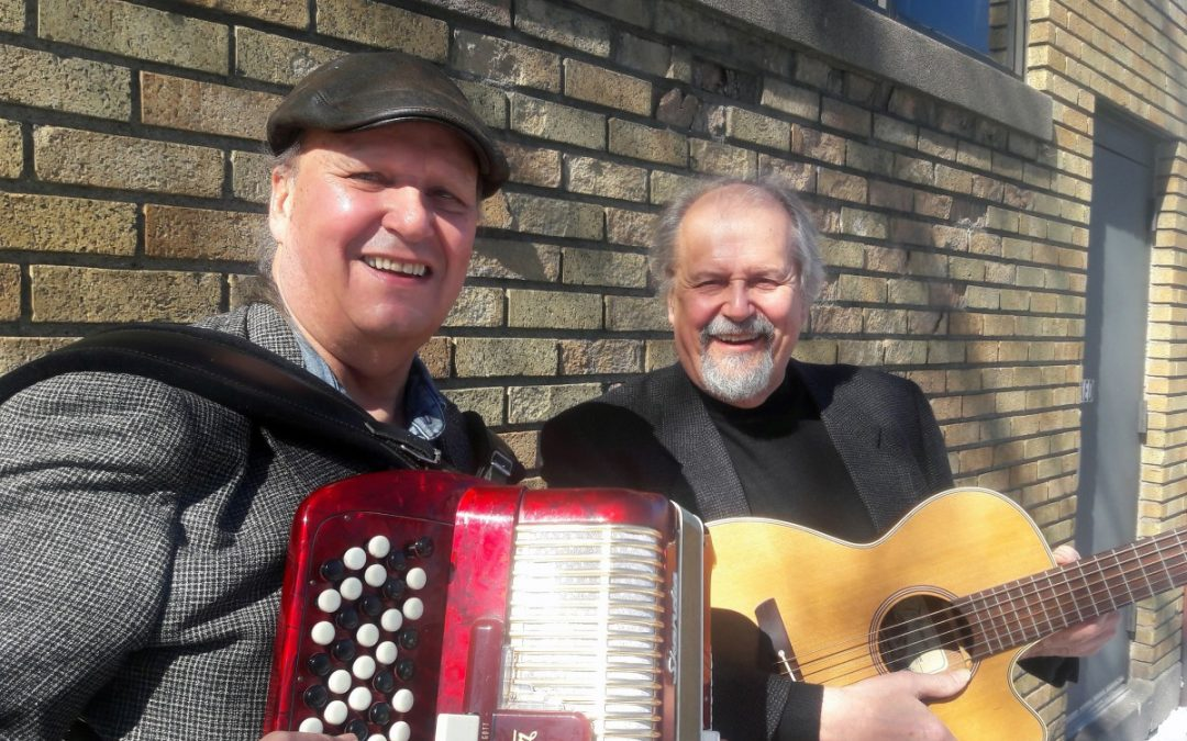 Kip and Eric Peltoniemi Perform – NYM, MN – St Urho's Day