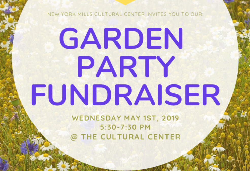 2019 Garden Party in New York Mills, MN
