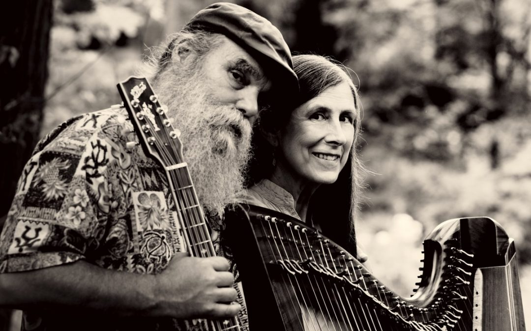 Curtis and Loretta play folk music in New York Mills, MN November 2019!