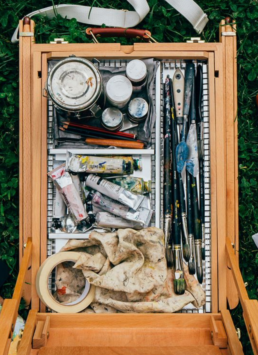 New York Mills Regional Cultural Center Plein Air Art Workshop