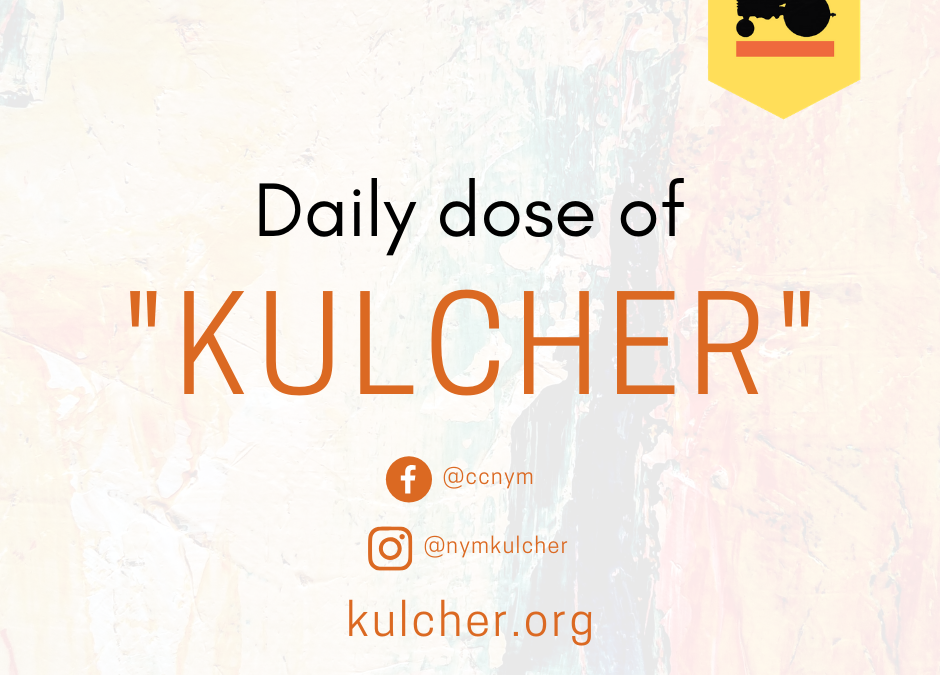 Enjoy a 'Daily Dose of Kulcher' online during COVID-19 Closure