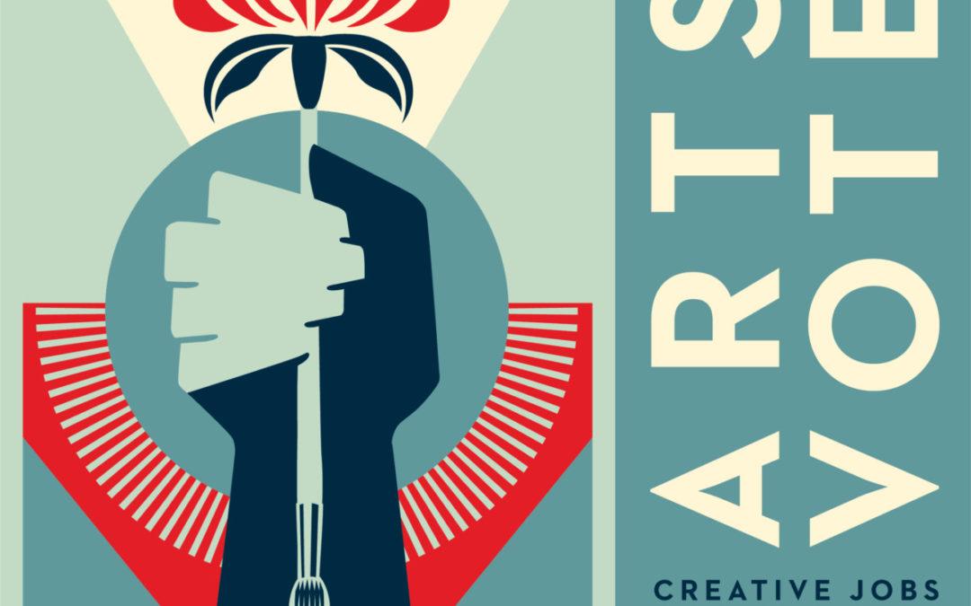 Make Your Vote Count: ArtsVote 2020