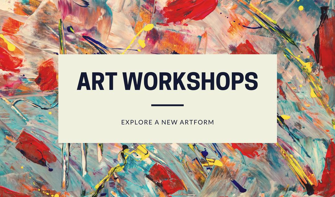 Spring 2021 Workshops @ the Cultural Center